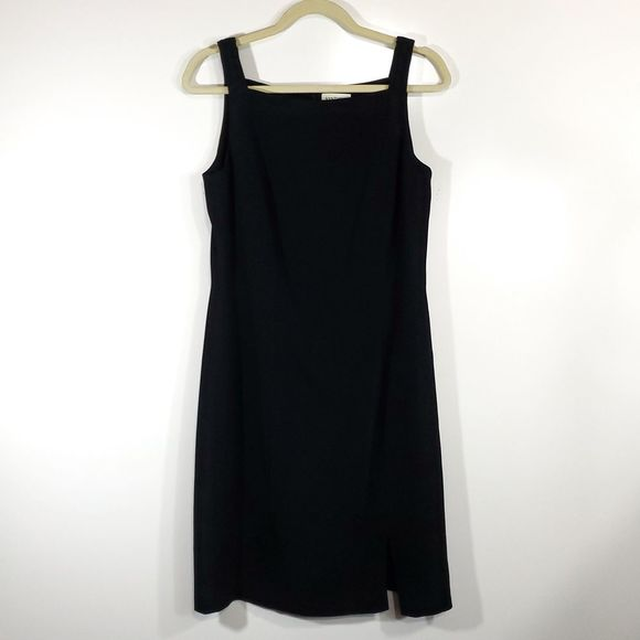 Ann Taylor Dresses & Skirts - Ann Taylor Little Black Sheath Dress Size 10